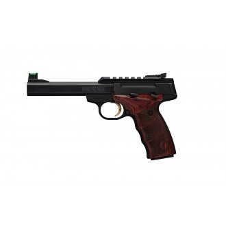 PISTOLET BROWNING BUCK MARK PLUS ROSEWOOD 22LR