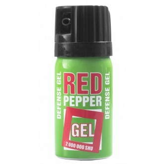 GAZ PIEPRZOWY W ŻELU RED- SHARG 40ml