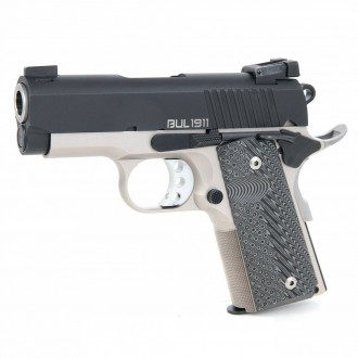 PISTOLET BUL 1911 ULTRA BLACK WOOD KAL. 9X19
